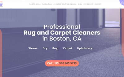 Complete List of Carpet Cleaning Service Companies in Boston, MA 2021